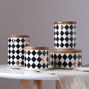 Household Ceramics Sealed Cans