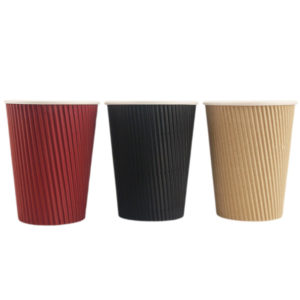 double layer anti ironing paper cup