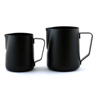 Milk Frothing Coffee Jug
