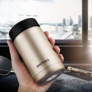 ONE IS ALL Men Gift Thermos Bottles