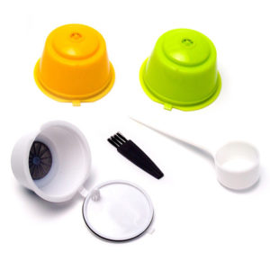 Eco-friendly Reusable Coffee Capsule