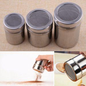 Chocolate powder shaker